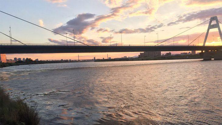 淀川風景写真
